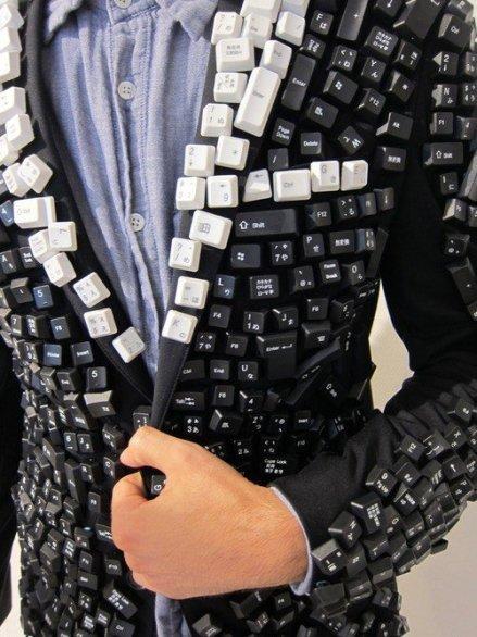 tastaturjacke