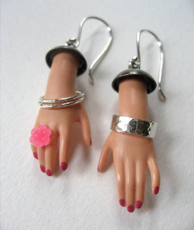barbie-earrings