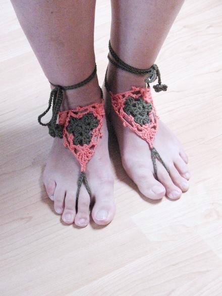 Mein Fußschmuck