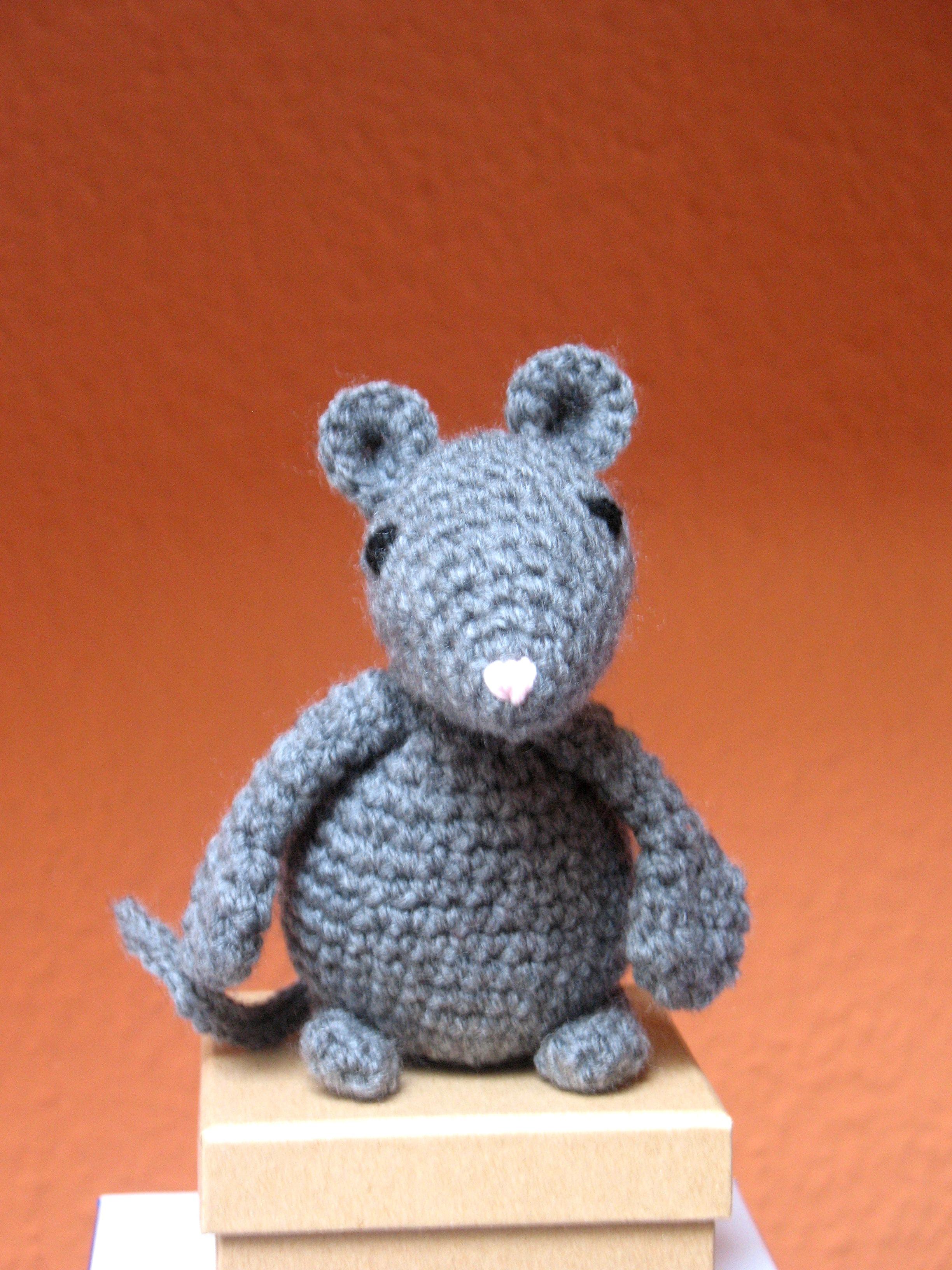 Kleine Maus Häkeln My Blog